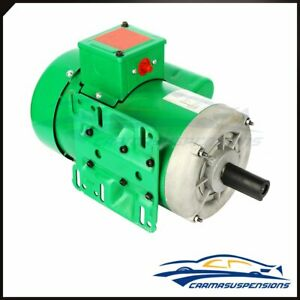 2 Hp Agricultural Motor 145t Frame 1725 Rpm 7 8 Single Phase 4 Pole