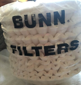 Bunn Commercial Sized Coffee Filters 470 Filters