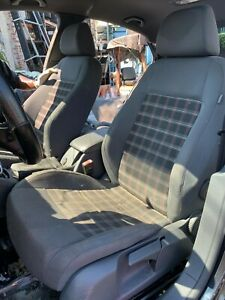 2008 Volkswagen Gli Driver And Passenger Custom Seats