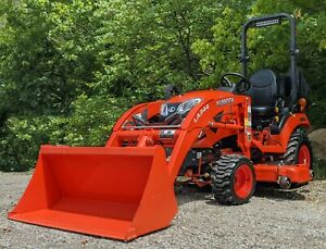 Kubota Bx2680 W Loader 60 Mower Deck Only 127 Hours Athens Oh