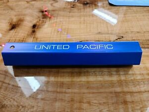 United Pacific Lug Nut Covers Easy Remover Tool Wrench Socket 33mm Blue 10259