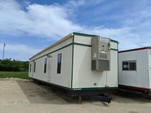 Wow 2016 Used 12x60 Office Trailer Modular Building Gas Heat 4430 Chicago Il