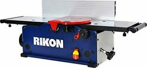Rikon 8 Benchtop Jointer With Helical Head 20 800h