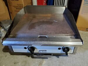 Toastmaster Tmgm24 24 Commercial Gas Countertop Griddle