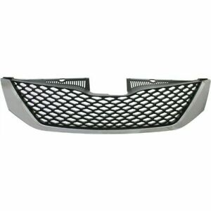 New Chrome Grille For 2011 2017 Toyota Sienna Se To1200356 Ships Today
