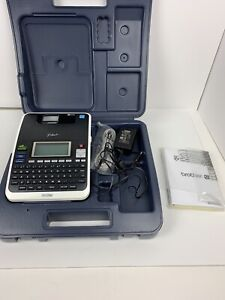 Brother P touch Pt 2730 Label Maker Labeling System In Box