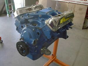 390 Gt Ford Mustang Engine