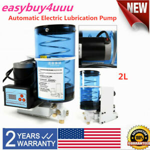 2l Electric Grease Lubrication Pump Butter Oil Pump Applicable 000 1 Grease