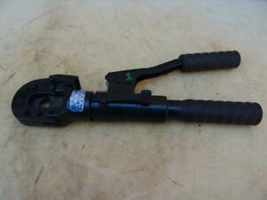 Condux Huskie Hydraulic Cable Cutter Works Great 1