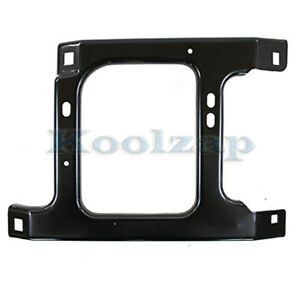02 09 Ram Pickup Truck Front Bumper Face Bar Retainer Brace Bracket Driver Side
