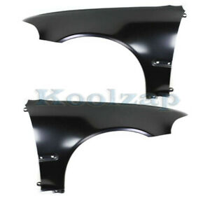 For 92 95 Civic dx Ex Lx Front Fender Quarter Panel Left Right Side Set Pair