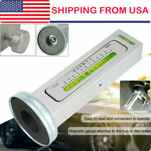 Adjustable Magnetic Gauge Tool Camber Castor Strut Wheel Alignment Car Us Seller