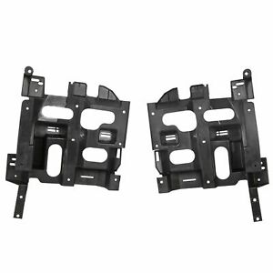 Headlight Mount Support Panel Brackets For 03 04 05 06 07 Chevy Silverado 1500