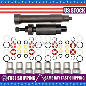 Injector Sleeve Cup Removal Install Kit Fits For Ford Powerstroke 6 0l 2003 2010