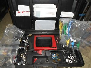 Snap On Tools Modis Elite 4channel Lab Scope Scanner 13 4