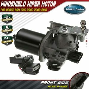 Front Windshield Wiper Motor For Dodge Ram 1500 2500 Pickup 2003 2010 55077098ac