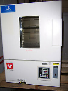 11608 Yamato Dkn400 Constant Temp Table Top Oven 15 dx16 wx15 h Lab Oven 115v