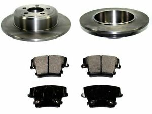 Rear Disc Brake Kit R126th For Challenger Magnum 2005 2006 2007 2008 2009 2010