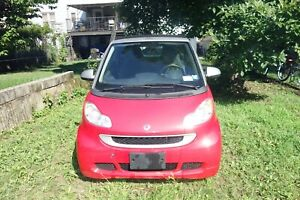 Smart Car Fortwo Front Body Panels With Grills