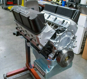 347 Ford Small Block Stroker Crate Engine 425 Hp Mustang Cobra Cougar Torino