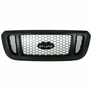 New Black Grille For 2004 2005 Ford Ranger 2wd 4wd Fo1200460 Ships Today