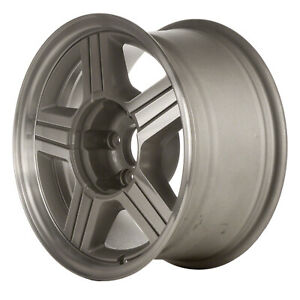 16 As Cast Machined Alloy Wheel 1996 2000 Gmc Sonoma 5048