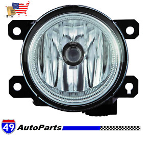 Fits Honda Accord Coupe 13 16 Fog Light Lamp Capa Pass Right Side Rh Ho2593136c