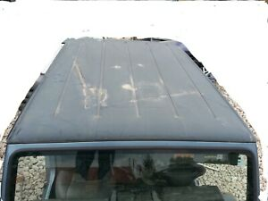 Jeep Wrangler Tj 97 02 Black Hard Top Hardtop Mopar Original Factory Top 97 06