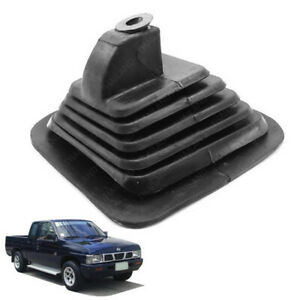 Gear Shift Lever Rubber Cover Boot Inner Fit Nissan Big M D21 D22