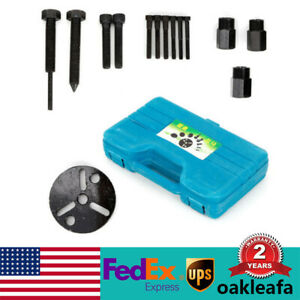 A c Compressor Clutch Puller Auto Air Condition Removal Sets Remover Tool Kit Us