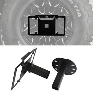 For Jeep Wrangler Tj Jk 97 2018 Spare Tire License Plate Mounting System Frame
