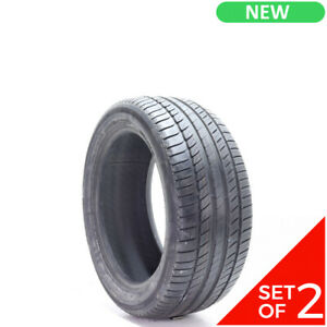 Set Of 2 New 255 45r18 Michelin Primacy Hp Mo 99y 10 32