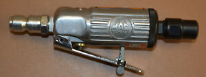 Mac Tools 1 4 Collet Straight Air Die Grinder Ag14 Nice Condition Free Shipping