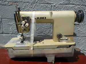 Industrial Sewing Machine Juki Lh 1152 Two Needle leather