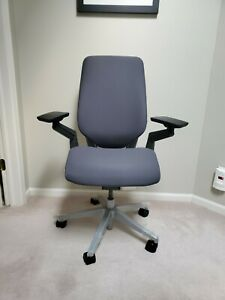 Steelcase Gesture Desk Chair Chair Graphite
