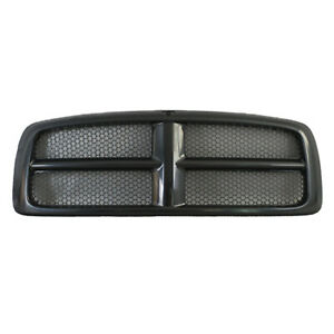 Front Grille Fits 2002 2005 Dodge Ram 1500 5gr97dx8ae