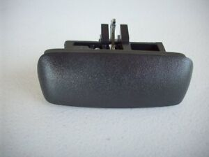 1997 2000 Dodge Dakota Durango Glove Box Latch Agate Dark Gray 5em34laz Mopar