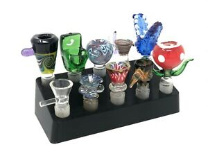 10 Bowl Holder For Water Pipe 18mm Bowl Piece 14mm Bowl Piece stoner Gifts