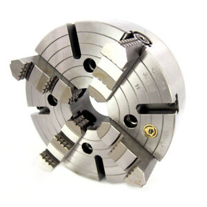 Bison 7 851 1016 10 4 jaw Independent Lathe Chuck