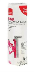Owens Corning 16 In W X 48 In L 6 7 Unfaced Insulation Roll 5 33 Sq Ft
