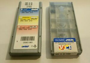 16er 16un Ic908 Iscar 5 Inserts Factory Pack