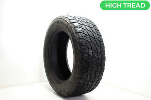 Used 305 55r20 Nitto Terra Grappler G2 A T 116s 8 5 32