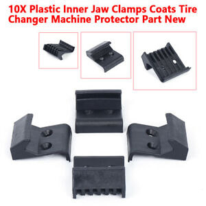 10pcs Plastic Inner Jaw Clamps Coats Tire Changer Machine Protector Parts