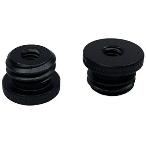 New 2 Pcs 1 4 To 5 8x11thread Adpater For Mini Prism Total Station Surveying