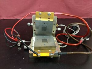 Fuel Cell Technologies Johnson Matthey Single Cell Hardware Fuel Cell 11