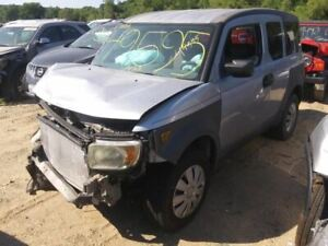 Seat Belt Front Bucket Seat Driver Buckle Fits 03 06 Element 935946