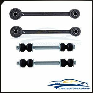 For 94 01 Gmc Jimmy Suspension 2 Rear 2 Front Sway Stabilizer Bar Link Kit