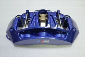2013 2018 Bmw M5 F10 M6 F06 F12 F13 Front Right Blue Brembo Brake Caliper Oem