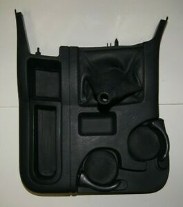 2002 2005 Dodge Ram 1500 2500 3500 Manual Shifter Boot Floor Console Cup Holder