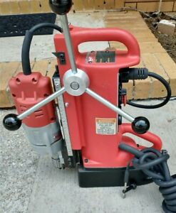 Milwaukee 4203 Electromagnetic Adj Position Drill Press Base W Motor